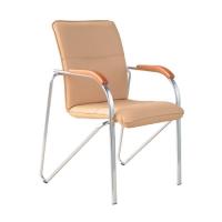 Кресло для посетителей New Style Самба Сильвер