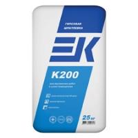 Шпаклевка гипсовая ЕК 200 25кг