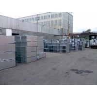 Противопожарные клапаны и воздуховоды  КОД-1М