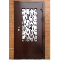 Стальные двери АИМП Богатырь в Перми и Пермском крае. Собственное производство