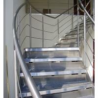 Ограждения из нержавеющей стали с тремя ригелями lc-stairs Р-01