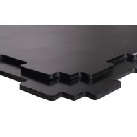 Резиновая плитка для промышленного пола Резиплит-10 ТАБ Резиплит «Puzzle»