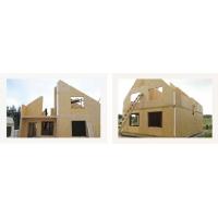 Каркасно-панельные дома (быстровозводимые СИП) sip