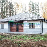 Дом, коттедж под ключ по готовому проекту  Z500 Z10
