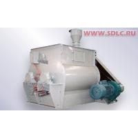 Бетоносмеситель двухвальный лопасный  DWF-3