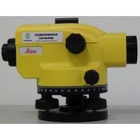 Нивелир оптический с компенсатором Leica Jogger 24