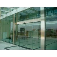 Автоматические двери из стекла