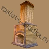 Камин 020 Раслово-Кладка