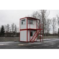 Блок-контейнер металлический