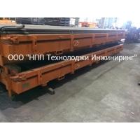 Универсальные металлоформы дорожных плит ПДН 60.15 и ПД 30.15