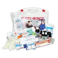 Аптечка первой помощи работникам (пластиковый чемодан)