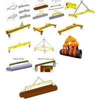 Грузозахватные приспособления: стропы, траверсы