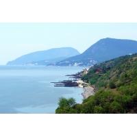 10 соток в Семидворье (Алушта, Крым) в 150 метрах от моря