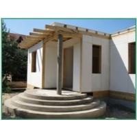 Sip-панели для каркасно-панельных домов