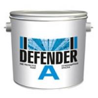 Огнезащитная вспучивающаяся краска Defender А (на водной основе)