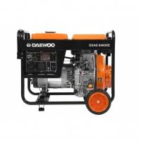Генератор дизельный Daewoo DDAE6000XE