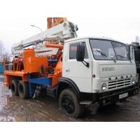 Автобетононасос Putzmeister 25 метров на шасси КАМАЗ
