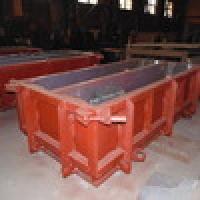металлоформа для производства строительных блоков