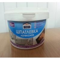 Шпатлевка Латексная AQUADECOR, 20кг AQUADECOR