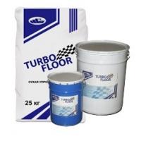 Полиуретан-цементное покрытие TurboFloor PU 50 PurCem, 40 кг