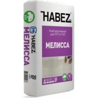 """Монтажный клей – сухая клеевая смесь на основе гипса Habez-Gips """"Мелисса"""""""