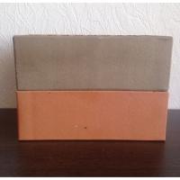 Кирпич керамический пустотелый утолщенный цветной (250х120х88)