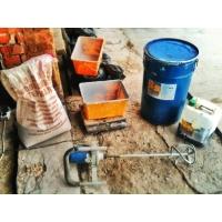полиуретановая шпатлевка для бетона Элакор 1.5. Шпатлевка-2 К