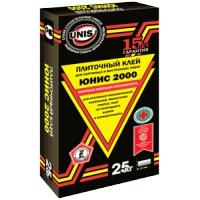 Продаю плиточный клей Юнис 2000 (черный мешок) 25 кг.