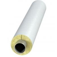 Цилиндры минераловатные кашированные фольма-тканью