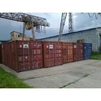 Контейнеры 20-40 футов с доставкой по Югу России