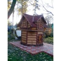 Домики для колодцев. Фото и цены на колодезные домики.