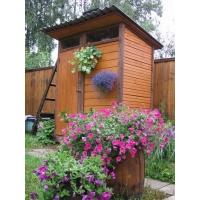Изделия из дерева: туалет, душ садовые, будки для собак,  деревянные ограждения