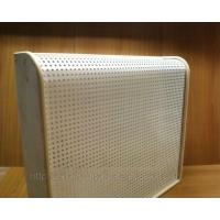 Экран для батареи защитный из перфорированного металла