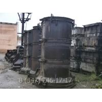 Металлоформа трубы цилиндрической раструбной безнапорной  ТБР 120.25