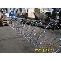 Егоза колючая проволока 450 мм - 900 мм  СББ 450, СББ 500, СББ 600, СББ 800, СББ 900