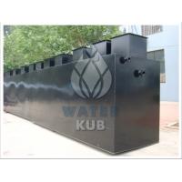 Установка очистки хозяйственно-бытовых сточных вод  WK-SEW-U 400 м3/сут.