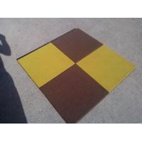 Резиновая плитка Ecostep 500x500, 30мм
