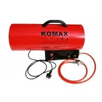 Тепловые газовые Пушки  КОМАХ ВАО-30-2 c регулятором