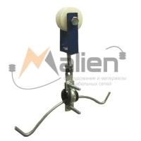 Подвес кабельный роликовый ПСКР 10-20 (с роликом)