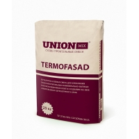 Клей для теплоизоляции UNION-MIX TERMOFASAD