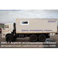 Станция гидродинамических исследований скважин СГИ ЛС-6 КАМАЗ-43