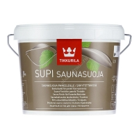 Пропитка для стен бани SUPI SAUNASUOJA 2,7 л.
