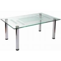 Стеклянный стол / столешница из закаленного стекла на заказ Галерея стекла