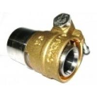 Обжимные фитинги под сварку Watts Insulation для соединения PE-X труб Микрофлекс и стальных трубопроводов