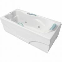 Акриловая ванна BellRado Кристи