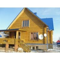 Утепление деревянного дома-Теплый шов Производственная компания ЭлитДом герметик Абрис