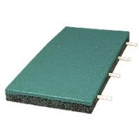 Тротуарная резиновая плитка 500х500 40мм  РП-Classic 40