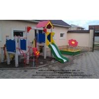 Детские игровые площадки от производителя Солнышко