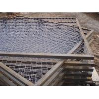 Секция заборная из сетки или прутьев