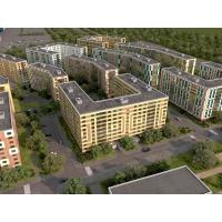 Строящиеся квартиры от застройщика СЭТЛ  СИТИ в квартале «Вена» Cемь столиц